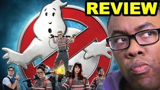 GHOSTBUSTERS (2016) - MOVIE REVIEW and RANT