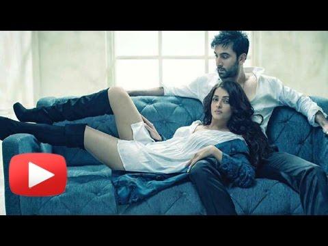 Never Seen Before ! Aishwarya Rai - Ranbir Kapoor Hot Photoshoot