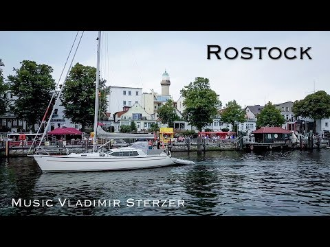 Rostock and Warnemunde Germany Baltic Sea - A jorney of discovery, Vladimir Sterzer