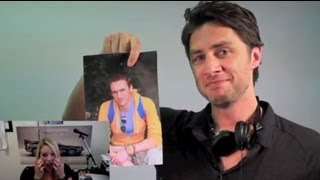 Repeat youtube video Zach Braff helps me propose to my girlfriend