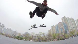 Getting Techy with Street Skate Ninja Alex Mizurov
