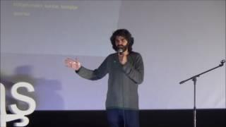 Üçüncü Mekanlarda Yaşamak | Bager Akbay | TEDxKabataşHighSchool