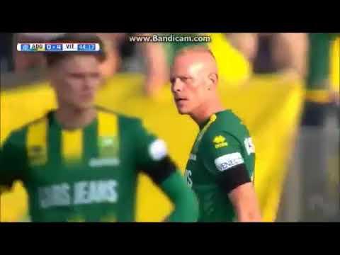 Ado Den Haag Vitesse 5 2 Hd Highligths 09 05 2018 Youtube