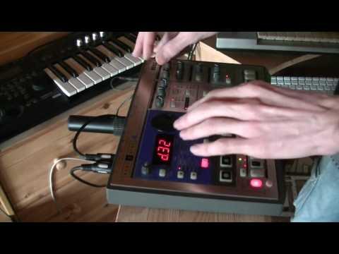знакомство с синтезатором