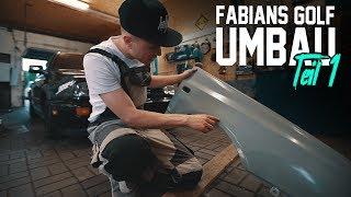 HOLYHALL | FABIANS GOLF UMBAU | TEIL1