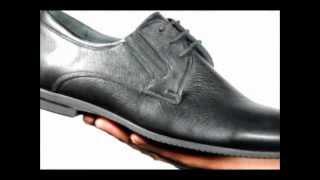 Кожаные мужские туфли 9621-3309(Чтобы купить эти мужские демисезонные туфли на шнурках от TM ETOR перейдите по ссылке http://goodway.ua/tufli-kozhanyje-na-shnurkah..., 2012-11-11T17:19:25.000Z)