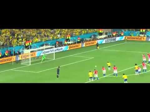 Brazil vs Croatia 3 - 1 All Goals & Highlights World Cup 2014