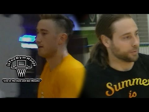 Miami Heat Josh McRoberts and Utah Jazz Gordon Hayward Live in the Gym w/Rob Blackwell
