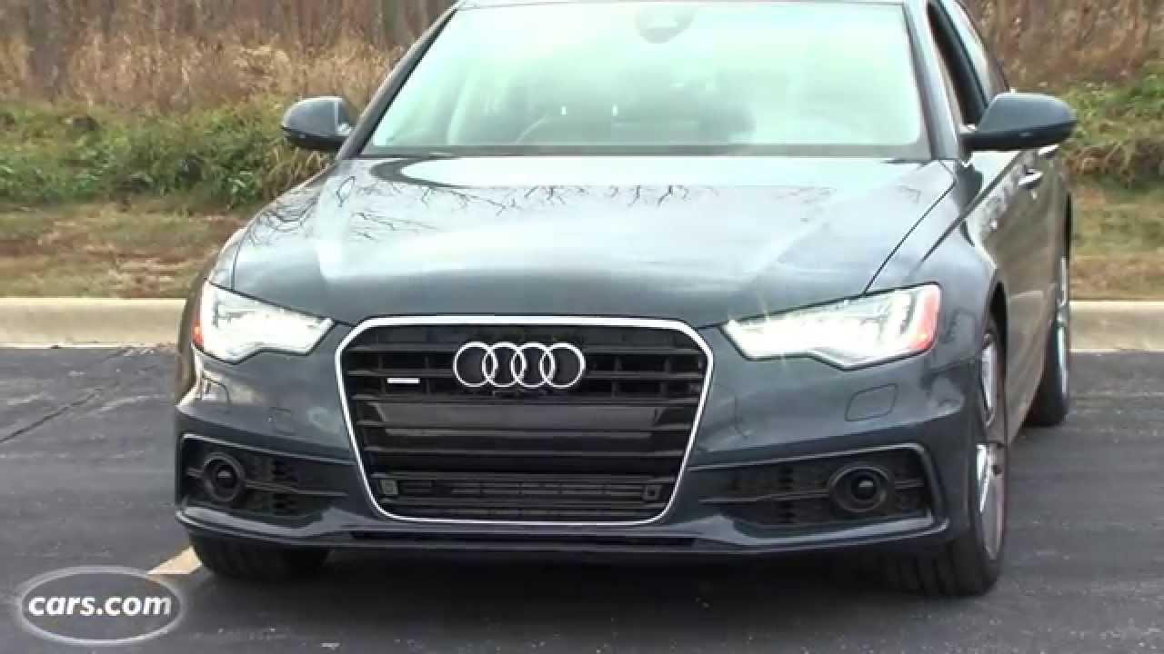 Audi A Review YouTube - Audi a6 cars com