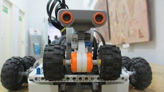 Соревнования по робототехнике Ульяновск 2014 ДК Чкалова