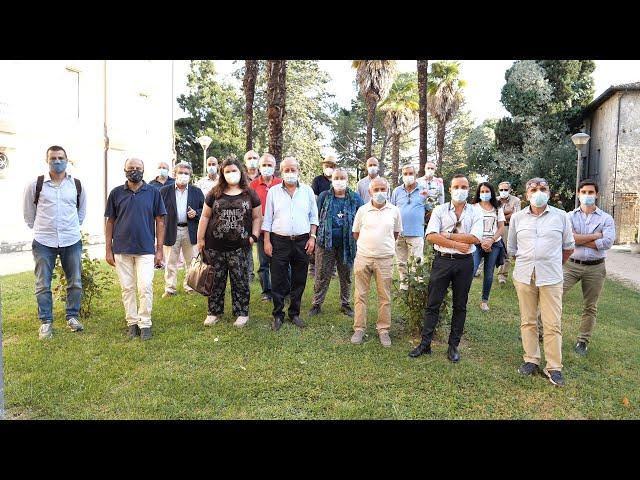 Cooperativa di comunità Monte Peglia servizio TGR Rai Umbria