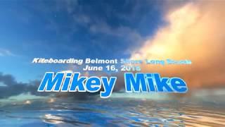 Kiteboarding June 2018 Belmont Shore Kite Beach Learning in Long Beach Cabrinha Contra