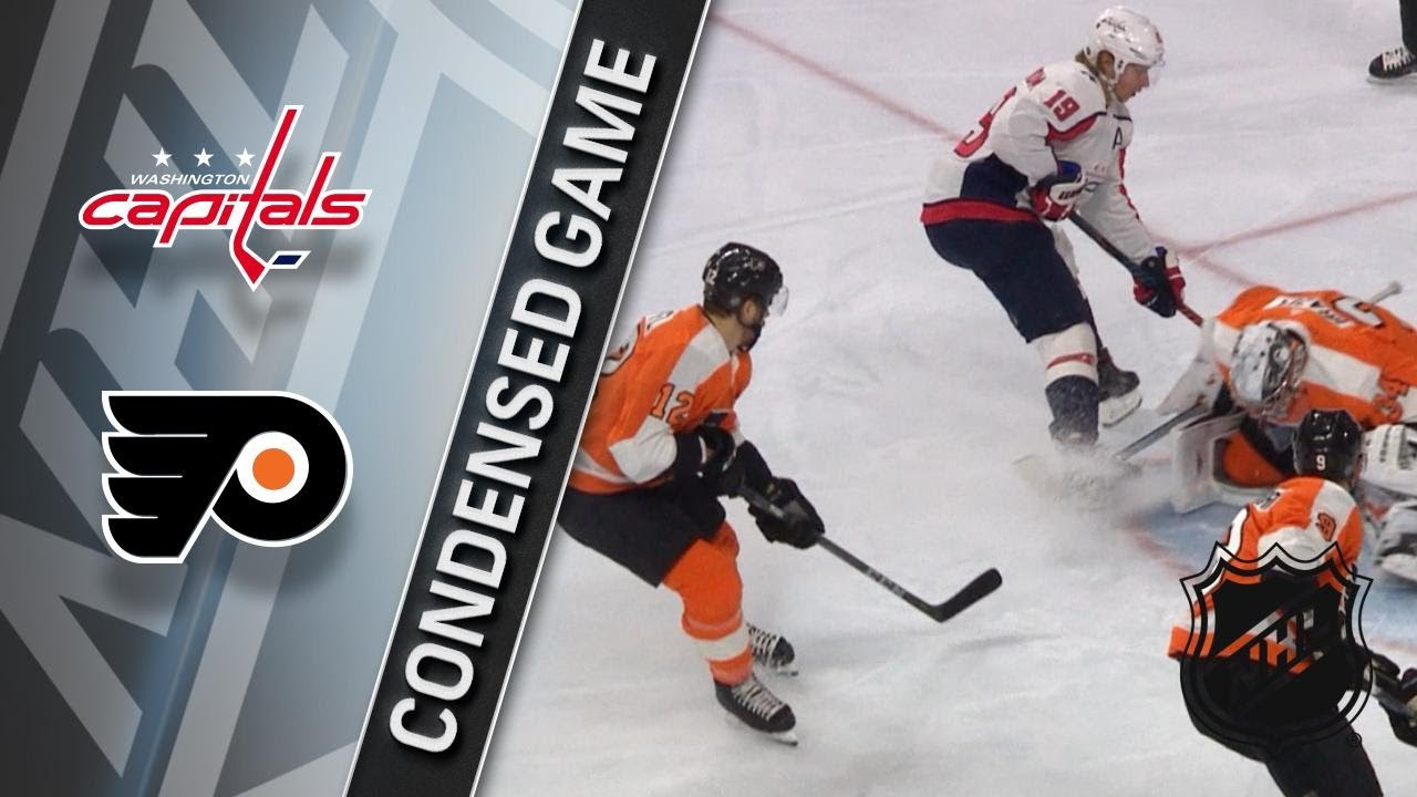 03 18 18 Condensed Game  Capitals   Flyers - YouTube b014c252080