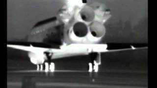 STS-134 Final Landing for Space Shuttle Endeavour OV-105