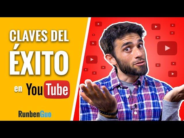 CLAVES del ÉXITO en YOUTUBE - Sé tú mismo + Reacciones de los demás