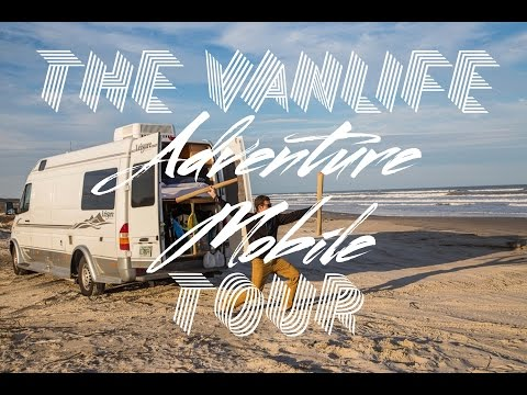 Our American ADVENTURE MOBILE Tour!