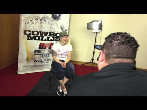 UFC Atlantic City: Behind The Scenes With Tina Lähdemäki