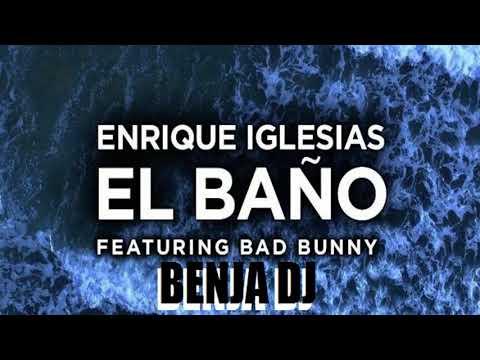 EL BAÑO Extraño Mix    BENJA DJ