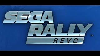 Sega Rally Revo on PS3 in HD 720p