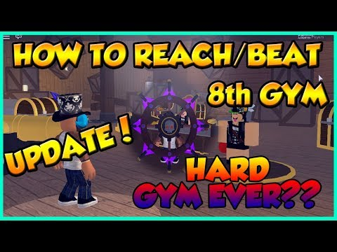 *UPDATE* [FULL TUTORIAL] HOW TO FIND/SOLVE/BEAT 8TH GYM IN PBB/ROBLOX
