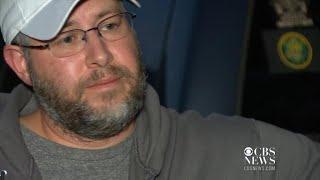 Man 2 floors below Vegas shooter recalls frantic scene
