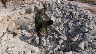 How was Abu Bakr al-Baghdadi killed?
