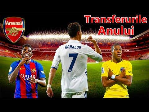 Cristano Ronaldo , Samuel Umtiti & Kylian Mbappé Transferurile Secolului In Premier League