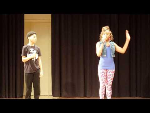 Powerful (Empire) Alicia Keyz and J.Smollett