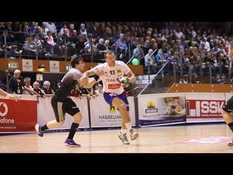 ThSV Eisenach vs. Dessau-Rosslauer HV 06 (2. Handballbundesliga)