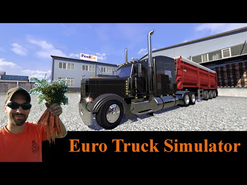 Euro Truck Simulator 2 - Sugarbeets to Hamburg