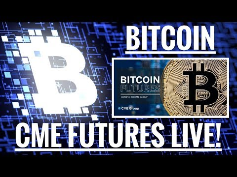 Bitcoin CME Futures Live Today - Here's What You Need To Know