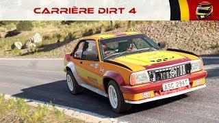 DiRT 4 - Carrière #15 : Rollercoaster ibérique ! [2K]
