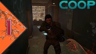 Прохождение F.E.A.R. 3 COOP: Часть 1 [Ну почему я не могу взять ствол?!]