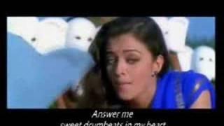 Aishawarya Rai Konjum Mainakkale (tamil video)