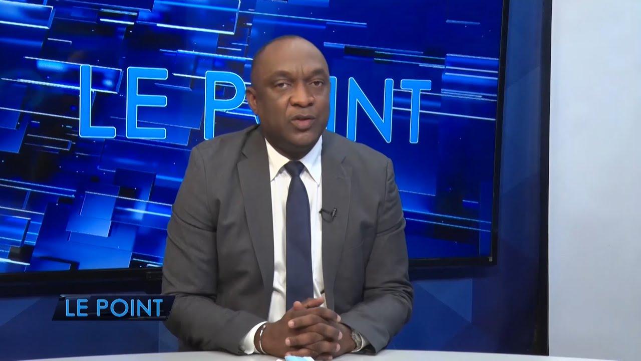 Download LE POINT 20/07/21 : L'ancien Senateur  Youri Latortue