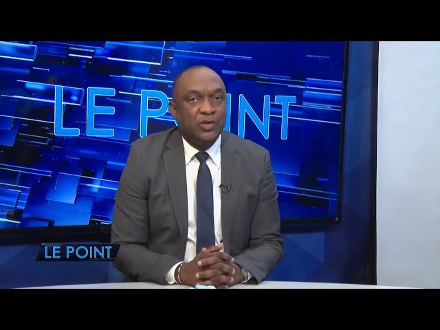 LE POINT 20/07/21 : L'ancien Senateur  Youri Latortue