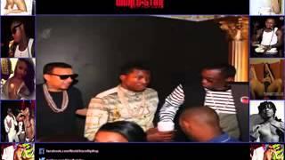 Puff Daddy Feat Meek Mill & French Montana  We Dem Boyz Remix  new 2014