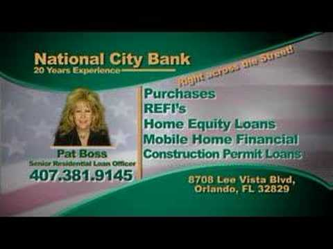 XCELL ADVERTISING:  NATIONAL CITY BANK ADVERTISEMENT EXAMPLE