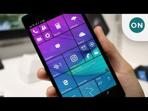 Hands-on: Windows 10 Mobile build 14977 (video)