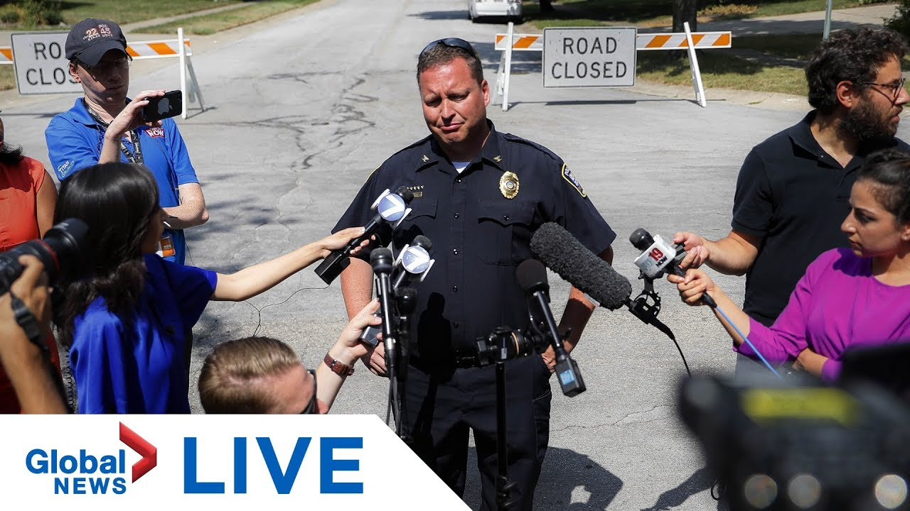 Police release statement on behalf of Betts family in Bellbrook, Ohio | LIVE