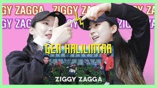 "Download [REAKSI] JEESUN ORANG KOREA ""GEN HALILINTAR - ZIGGY ZAGGA"" (Music Video)[SUB : IDN, KOR]"