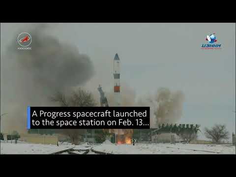 This Week @NASA, February 16, 2018