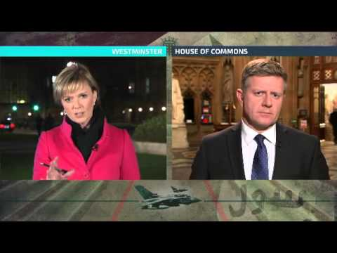 ITV News at Ten - Syria Vote - 2nd December 2015