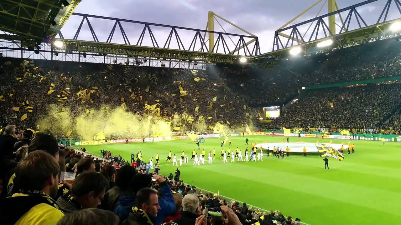 Bvb Wolfsburg Dfb Pokal