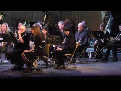 University of Maine at Presque Isle Community Band 2018 Spring Concert