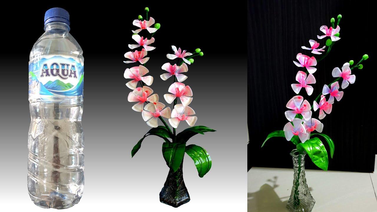 Ide Kreatif Daur Ulang Botol Plastik Bisa Di Contoh Nih Youtube Cara mendaur ulang barang bekas