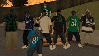 Como reclutar pandilleros en GTA San Andreas