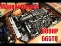 Bruce's 416ci LSX swapped Datsun 280Z w/ Magnuson TVS1900 Supercharger