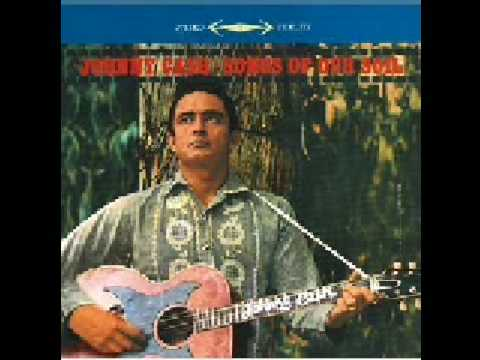 Johnny Cash - My Grandfathers Clock