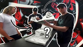 Bought Early Jordan 1s Before Release Day?!